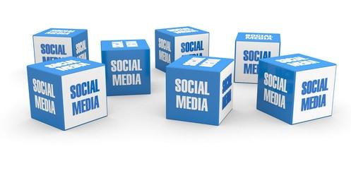 Markedsføring på sociale medier for virksomheder
