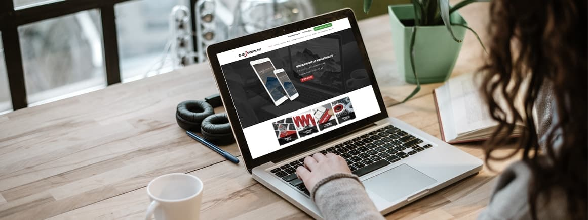 Iværksætter hjemmeside eller Webshop tilbydes